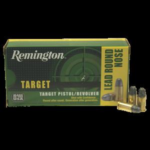 Remington TAR .32 S&W Long Lead Round Nose, 98 Grain (50 Rounds) - RTG32SWL