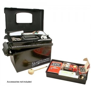 MTM Water Resistant Box w/Full Size Tray ML140