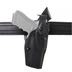ALS Level III Duty Holster Finish: STX Basket Weave Black Gun Fit: Sig Sauer P250 .40 (4.7  bbl) Hand: Left Option: Hood Guard Size: 2.25 - 6360-450-482