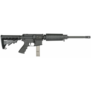 """Rock River Arms LAR-15 A4 Length System AR-15 9mm 30-Round 16"""" Semi-Automatic Rifle in Black - 9MM1850"""