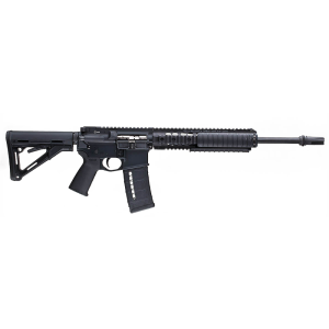 """Advanced Armament MPW with URX III Rail .300 AAC Blackout 30-Round 16"""" Semi-Automatic Rifle in Black - 101997"""