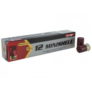 "Aguila Mini-Shell .12 Gauge (1.75"") 7.5 Shot Lead (20-Rounds) - 1C128968"