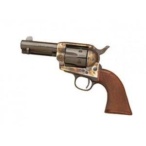 "Cimarron New Sheriff .357 Remington Magnum 6-Shot 3.5"" Revolver in Blued - CA329"