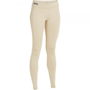 Under Armour Coldgear Infrared Women's Compression Pants in Desert Sand - X-Small