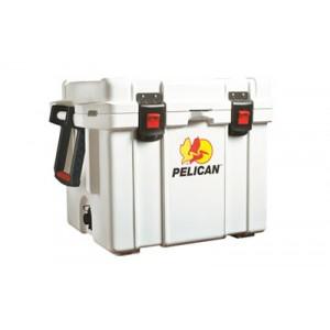 Pelican Progear 35q-mc Elite Cooler, Holds 40.7 Us Quarts, White 32-35q-mc-wht