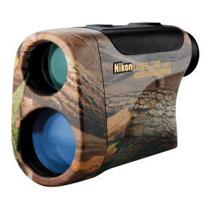 Nikon Monarch Gold 1200 7x Monocular Rangefinder in Realtree Hardwoods Green - 8359