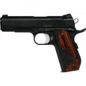 "Dan Wesson Guardian 9mm 9+1 4.25"" 1911 in Black (Bobtail Commander) - 01985"
