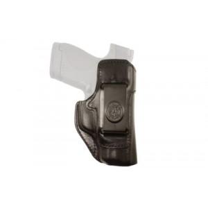 Desantis Gunhide 127 Inside Heat Right-Hand IWB Holster for Ruger LCP in Black (W/ Crimson Trace) - 127BAT7Z0