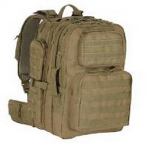 Tru Spec Gunny Tour of Duty Backpack in Multi Black - 4803000