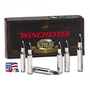 Winchester Supreme .243 Winchester Super Short Magnum Ballistic Silvertip, 55 Grain (20 Rounds) - SBST243SS