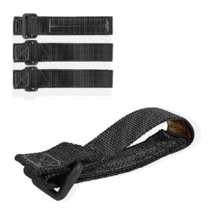 3  Tactie Attachment Strap (Pack Of 4) Color: Black