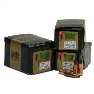 Nosler Spitzer Hunting Ballistic Tip 6MM Cal 90 Grain 50/Box 24090