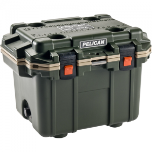 IM 30QT Elite Cooler OD Green/Tan