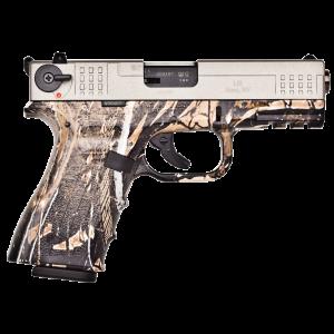 "ISSC/LSI M22.22 Long Rifle 10+1 4"" Pistol in Outshine - 111029"
