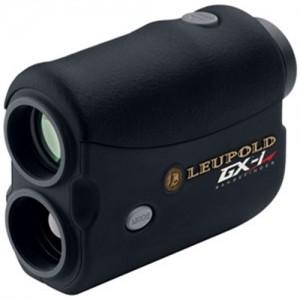 Leupold & Stevens GX 1 6x Monocular Rangefinder in Matte Black - 68005