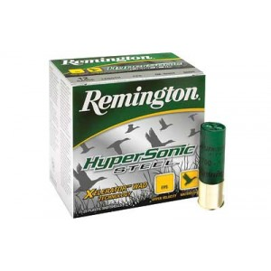 "Remington Hypersonic .12 Gauge (3"") 4 Shot (25-Rounds) - 26777"