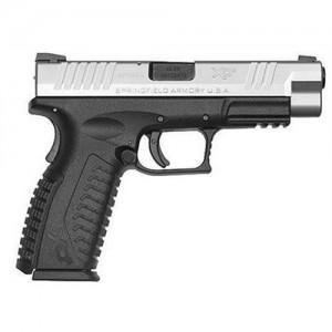 """Springfield XDM .40 S&W 16+1 4.5"""" Pistol in Two Tone - XDM9312HCSP"""