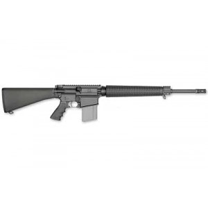 """Rock River Arms Standard, A4, Semi-automatic, 308nato, 20"""" Barrel, 1:10 Twist, Rifle, Black Finish, Hogue Grip, A2 Stock, 20rd, Rra 2-stage Trigger 308a1288"""