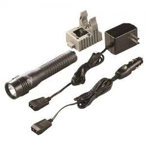 Strion LED HL Charger: 120V AC/12V DC Feature: 1 Holder Clam Packaged