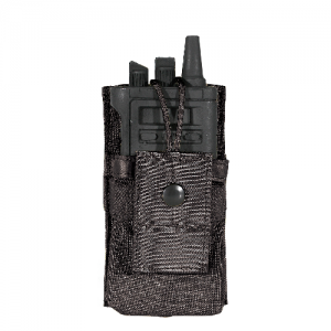 Small Radio/GPS Pouch BLK  STRIKE Small Radio/GPS Pouch, Color: Black