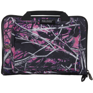 Bulldog Case Company Mini Range Bag Waterproof Range Bag in Muddy Girl Camo Nylon - BD915MDG