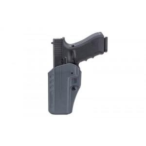 Blackhawk A.R.C. Inside The Pants Ambidextrous-Hand IWB Holster for Glock 43 in Urban Grey Hard - 417568UG