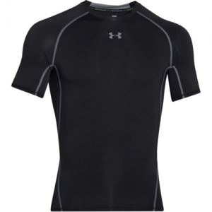 Under Armour HeatGear Men's Undershirt in Black - X-Large