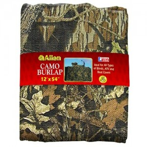 Allen Durable Weather Resistant Mossy Oak Break Up Burlap 2563
