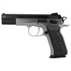 """EAA Witness .40 S&W 15+1 4.75"""" 1911 in Two Tone (Elite Match) - 600670"""