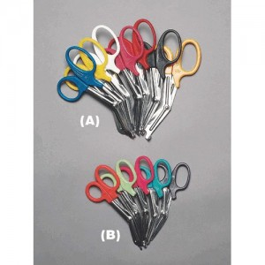 EMS Shears 5 1/2  Red