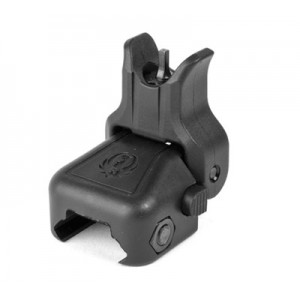 Ruger Rapid Deploy Front Sights for the AR-15 Detachable Folding Style Polymer Black Finish 90414
