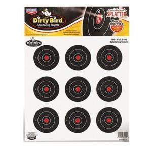 Birchwood Casey 12 Pack Dirty Bird Targets 35309