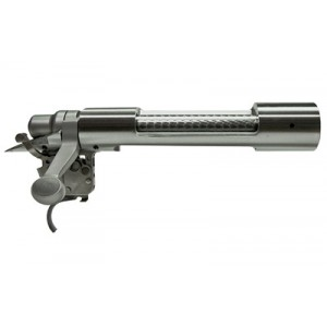 """Remington 700 Long Action Magnum Stainless Steel, .532"""" Bolt Face, Externally Adjustable X Mark Pro Trigger, Stainless Finish 27563"""