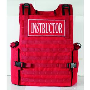 Instructor Armor Carrier Vest (Red )