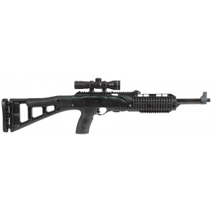 "Hi-Point 45 ACP .45 ACP 9-Round 17.5"" Semi-Automatic Rifle in Black - 4595TS4X32"