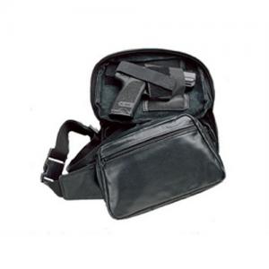 Desantis Gunhide Gunny Sack Right-Hand Bag Holster for Large Autos & Revolvers in Black - R60BJG2Z0