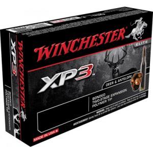 Winchester .243 Winchester Super Short Magnum Supreme Elite XP3, 95 Grain (20 Rounds) - SXP243WSS
