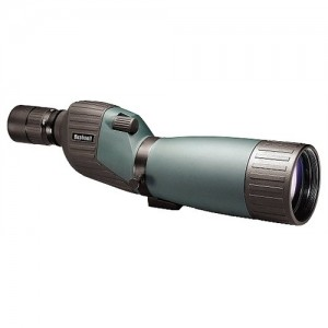 "Bushnell Legend Ultra HD 16.5"" 20-60x80mm Spotting Scope in Black/Green - 786081ED"