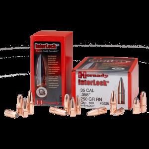 Hornady Rifle Bullet 30 Cal 150 Grain Spire Point 100/Box 3031