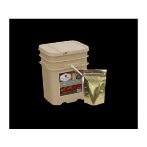 Wise Foods 4050120 Grab and Go Bucket Fruit and Snack Combo 120 Servings