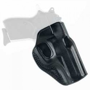 Galco International Stinger Right-Hand Belt Holster for Walther P22 in Black Leather - SG482B