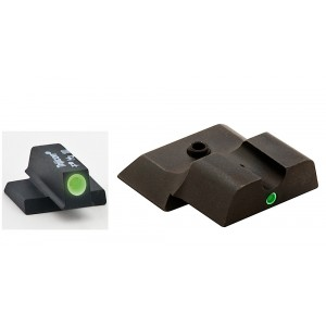Ameriglo SW141 I-Dot Night Sights Fits S&W M&P Shield Front /Rear
