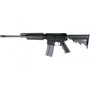 "Adams Arms Carbine .223 Remington/5.56 NATO 30-Round 16"" Semi-Automatic Rifle in Black - RA-16-C-B-556"
