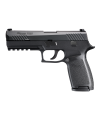"Sig Sauer P320 Full Size 9mm 17+1 4.7"" Pistol in Black Nitron (Internal Safety System) - 320F9B"