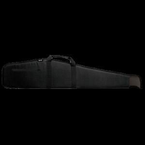 "Bulldog BD200 Deluxe Scoped Rifle Case 48"" Nylon Textured Black"