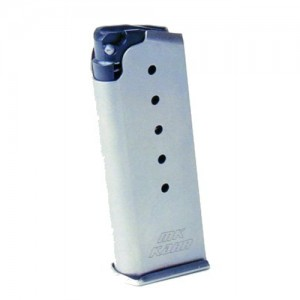 Kahr Arms 9mm 7-Round Steel Magazine for Kahr Arms K9/CW9/P9/P9 Covert/E9/MK9/PM9 - K820