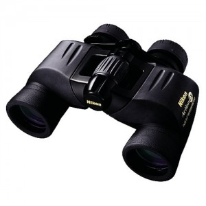 Nikon Binoculars w/Porro Prism 7237