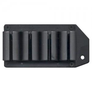 TacStar 4 Round Sidesaddle Shotgun Shell Carrier For Remington 870/1187 Matte Black/Blued 1081166
