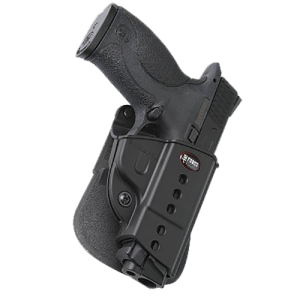 """Fobus USA Evolution Right-Hand Paddle Holster for Beretta Px4 Storm in Black (4"""") - PX4"""