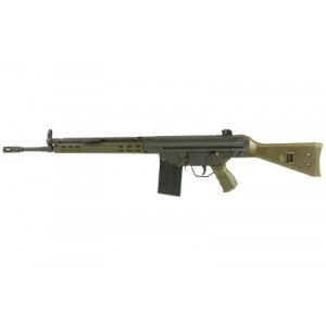 "PTR91 PTR-91 GI .308 Winchester 20-Round 18"" Semi-Automatic Rifle in Parkerized - PTR100"